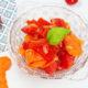 Salat Lebensmittel gegen Sonnenbrand