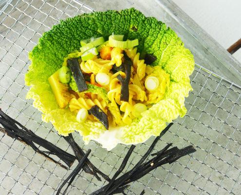 Algen Mahlzeit