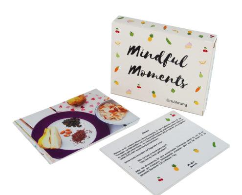 Achtsamkeitskarten Ernährung Mona Glock