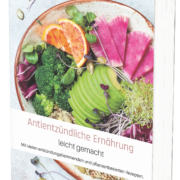 Antientzündliche Ernährung leicht gemacht Mockup